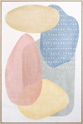 pastels painting 80x120cm