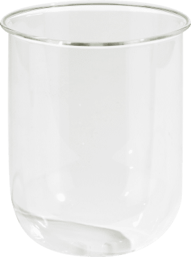 nicholas glazen bakje