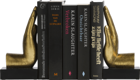 bookend hands on