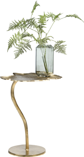 ginkgo side table h60cm