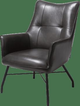 lounge + pocketvering - leder laredo