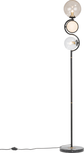 lia stehlampe 1*g9+2*e14