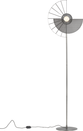 crawford floor lamp 1*g9