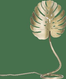 monstera leaf tischlampe 1*e27