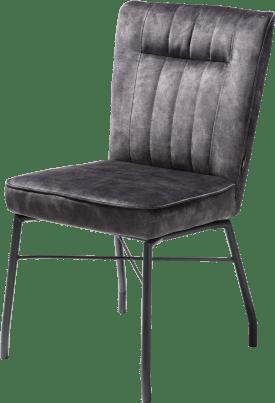 chaise + poignee + pocket - tissu karese