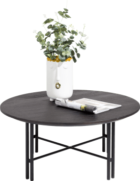 table basse ronde 80 cm