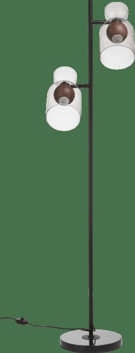skylar vloerlamp 2*gu10
