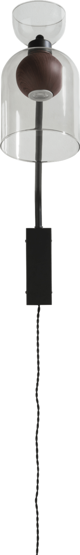 skylar wandlamp 1*gu10