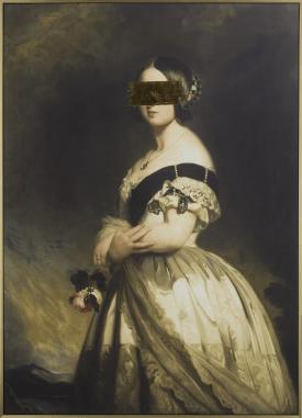 eugenie schilderij 104x144cm