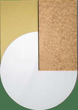 nori miroir 50x70cm