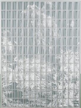 chinese temple wanddeko 90x120cm