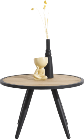 table basse ronde - diametre 60 cm