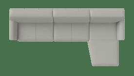 4-sitzer armlehne links