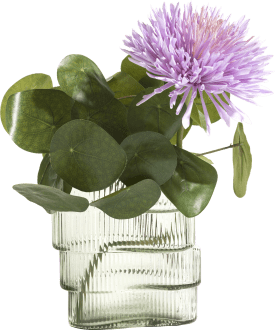 casper vase h18cm