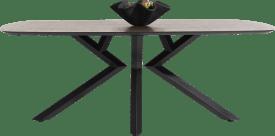table ovale - 150 x 105 cm