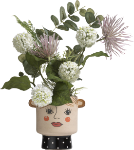 ashley bloempot h13cm