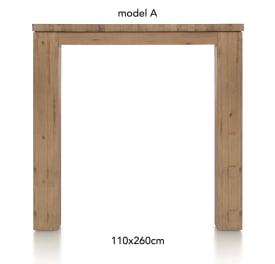 tresentisch 260 x 110 cm - aad