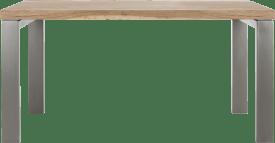 table 90 x 160 cm - u-pieds