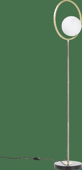 leah, lampadaire - 1 ampoule g9