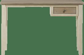 laptop tisch 120 x 40 cm + 1-lade t&t