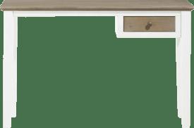 laptop tafel 120 x 40 cm + 1-lade t&t