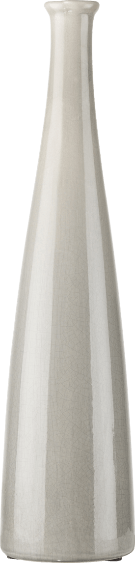 vase arlo medium - grau