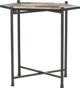 occasional table lory - height 70 cm