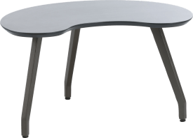 table d'appoint jolly 55 x 65 cm - dark petrol