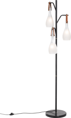 oryan floor lamp 3-lights