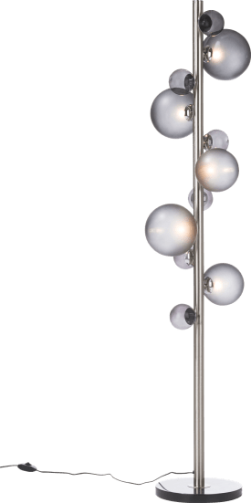 rita, floor lamp - 5-lights