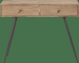 wandtisch noa 35 x 100 cm - naturell