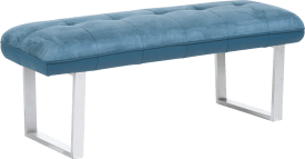 sofa sans dos - 130 cm
