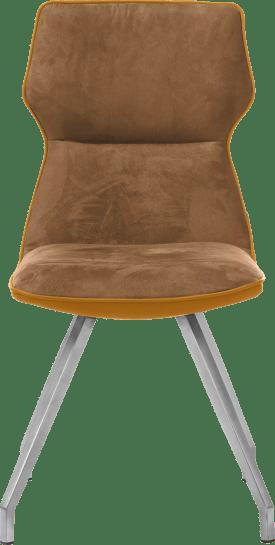 chaise - pied inox artis + calabria / tatra combi