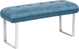 sofa sans dos - 105 cm