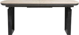 ausziehtisch 180 (+ 60) x 100 cm
