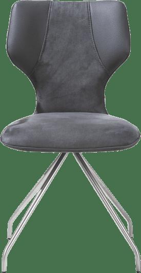 chaise inox - calabria & tatra combi