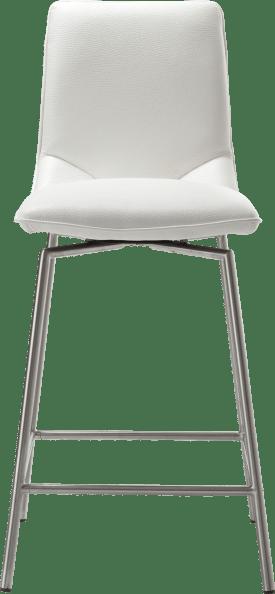 chaise de bar inox + tatra