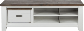 tv-dressoir 160 cm - 1-box + 4-niches