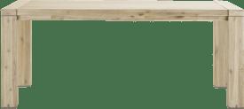 ausziehtisch 190 (+ 50 cm) x 100 cm