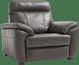 fauteuil fixe + appui-tete reglable