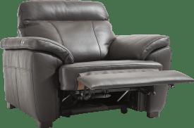 fauteuil electrique + appui-tete reglable