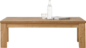 tabel basse 120 x 70  cm - bois 9x9