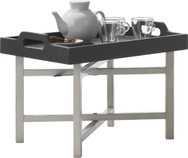 hoektafel / butler tray 60 x 40 cm