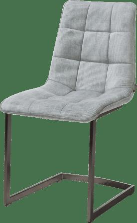chaise - cadre metal vintage - maison mint + passepoil maison mint