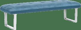 sofa sans dos - 180 cm
