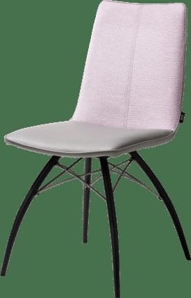 chaise - pied noir avec poignee - tatra/miami combinaison