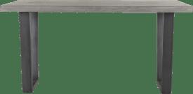 bartafel 270 x 100 cm (hoogte: 92 cm)