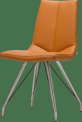 chaise pietement eiffel inox