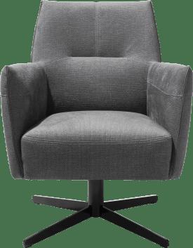 fauteuil dossier bas