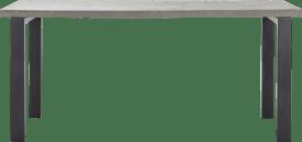 bartafel 250 x 90 cm (hoogte: 92 cm)